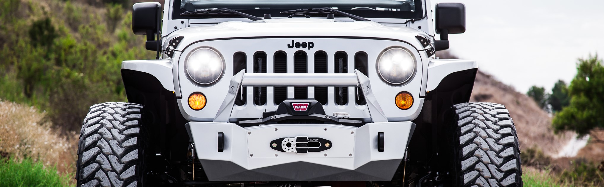 Jeep Wrangler JK & JKU